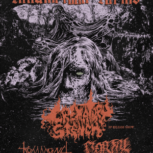 Innumerable Forms, Crematory Stench, Kommand, Mortal Wound
