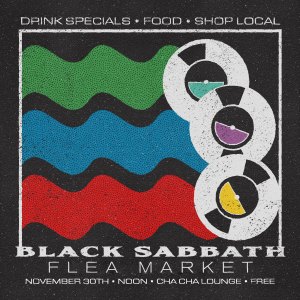 Black Sabbath Flea Market