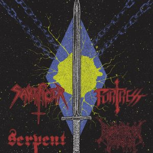 Sakrificer, Fortress, Serpent, Beyond Death